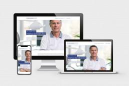 Webdesign Dr. Markus Sandbichler Wordpress