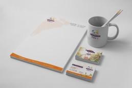 Grafikdesign, Corporate Design Zwerglparadies NiMa's