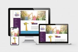 Webdesign, Corporate Design Zwerglparadies NiMa's