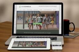 OVS Schmälzl Wien - Schulhomepage Webseite