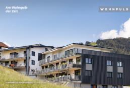 Wohnpuls GmbH - Corporate Identity - Grafik