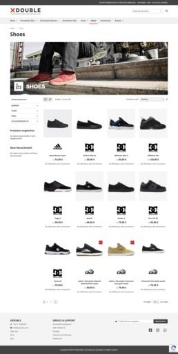 XDouble Webshop - Magento 2 Shop - Agentur